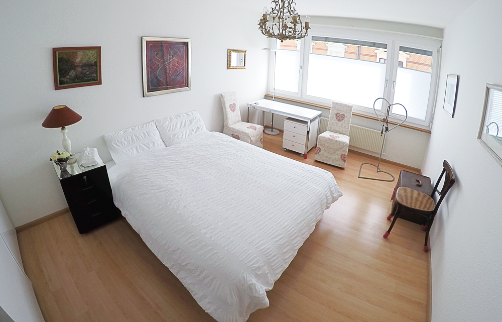 Furnished City Apartment in Basel, central location